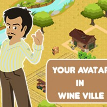 YOUR AVATAR IN WINEVILLE GAME 1499€